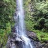 日本の滝百選の「大樽の滝」は、マイナスイオンが溢れていた